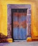 San Miguel Door