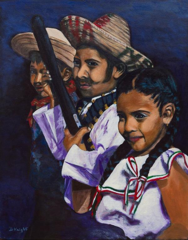 Mexico's Future – Revolution Day 1