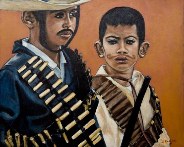 Mexico's future - Revolution Day - 3
