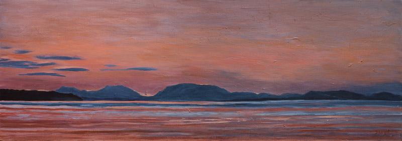 Little River Sunset