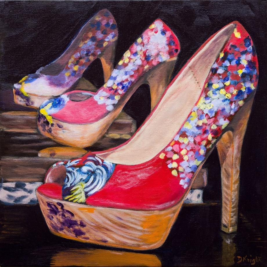 Shoe Art 3