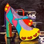 Shoe Art 2